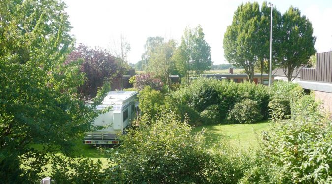Einfamilienhaus Delmenhorst-Adelheide Gartenblick
