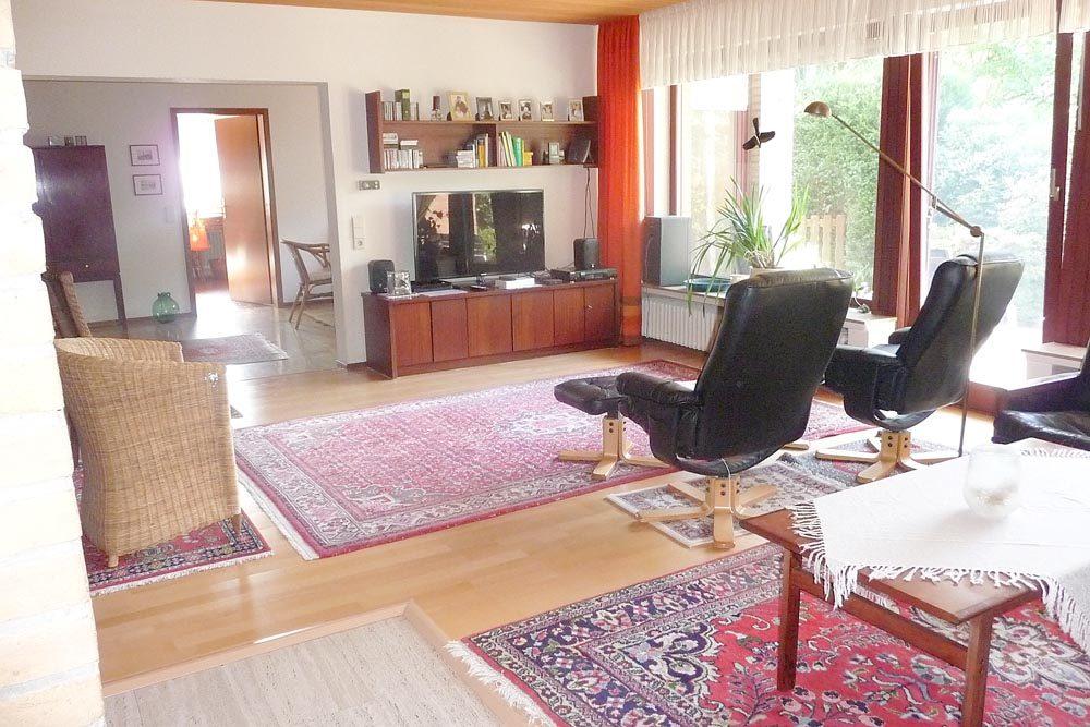 Einfamilienhaus Delmenhorst-Adelheide Wohnzimmer