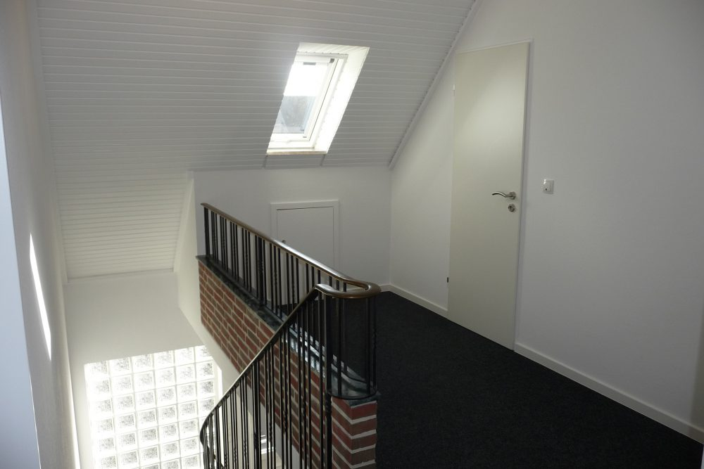 Flurbereich Obergeschoss