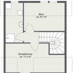 Haus 4A – Obergeschoss